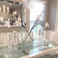 catchy dining table decor ideas and ideas about glass dining table on home design glass dining