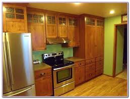 quarter sawn oak cabinet mission style quarter oak kitchen cabinets