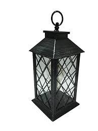 Amazoncom YaCool Decorative Garden Lantern  Vintage Style Hanging Lanterns Outdoor  Lighting Light Battery