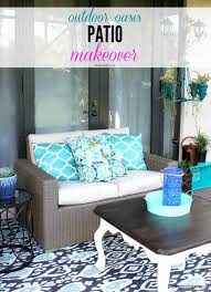 outdoor oasis patio makeover for spring and summer teoab