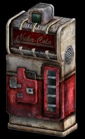 Nuka Cola Vending Machine Inspiration Nuka Cola Vending Machine Misfit Pinterest Vending Machine And
