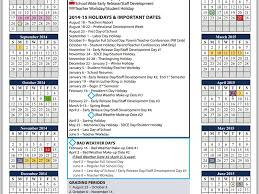 How To Make A School Calendar Get Mansfield Isds Calendar For The 2014 2015 School Year