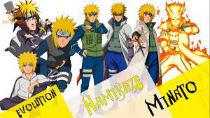 Naruto characters: Uchiha Sasuke's evolution - YouTube