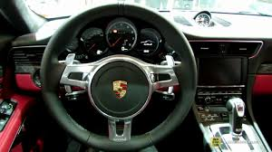 2014 porsche 911 turbo interior. 2014 porsche 911 turbo s at toronto auto show wallpapers interior