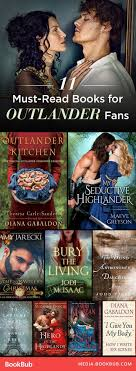 hunting for books to read if you like outlander check out these 11 great romance