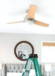 diy ceiling fan installing new ceiling fan diy ceiling fan chandelier