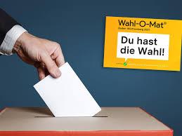 Für die wahl zum 8. Wahl O Mat Zur Landtagswahl In Baden Wurttemberg Welche Partei Passt