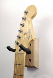 solid wood guitar hanger hook for wall