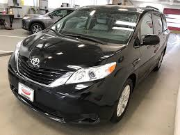 2017 Used Toyota Sienna LE AWD 7-Passenger at East Madison Toyota ...