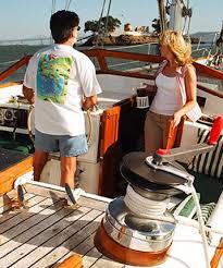 Self Tailing Conversion Sailboat Winch Conversion