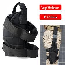 <b>Tactical Tornado</b> Holster <b>Universal Pistol Gun</b> Nylon Leg Holster ...