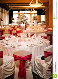 Wedding Reception Tables Stock Images Image 13854784