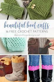 Crochet Boot Pattern Unique Decorating Design