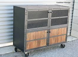 Industrial Bar Cabinet Buy A Hand Made Vintage Industrial Bar Cart Mid Century Urban