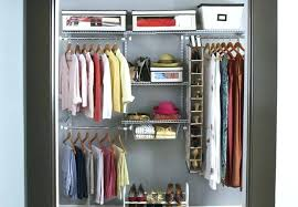 Bedroom Closet Design Ideas New Small Closet Organization Designs Ideas Standing Clothes Rack Simple
