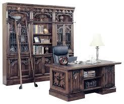 Victorian Office Furniture Victorian 4 Piece Office Desk Furniture