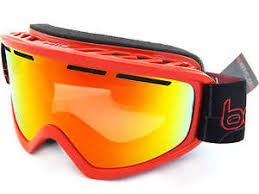 Bolle Ski Goggles Size Chart Details About Bolle Medium Fit Schuss Ski Snowboard Goggles Shiny Red Sunrise Cat 2 21481
