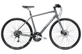Trek Hybrid Bike Size Chart Trek 7 4 Fx Disc 2015 Hybrid Bike