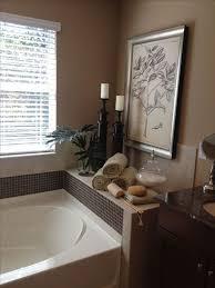 garden tub decor ideas best 25 decorating on jacuzzi photo