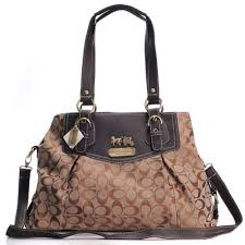 Cheap And Fashion Coach Madison Madeline East West Large Coffee Satchels  BXD Are Here!