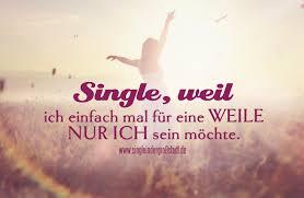 Spruch Singleleben Partnersuche