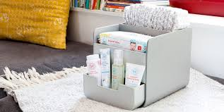 On The Go Changing Pad Caddy  Craftbnb with regard to Diaper Caddy For Changing  Table
