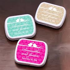 love birds personalized mint tins love birds wedding favors Wedding Favors Mint Tins love birds personalized mint tins personalized mint tins wedding favors
