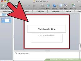 how to create a powerpoint presentation sample presentation  image titled create a powerpoint presentation step 13