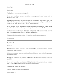 Looking Forward To Doing Business With You Letter Letter Idea 2018