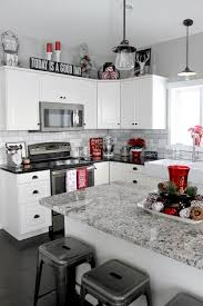 decor kitchen kitchen:  ideas about white kitchen decor on pinterest beautiful kitchens dark counters and black kitchen countertops