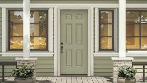front exterior doorsInstall a PreHung Exterior Door