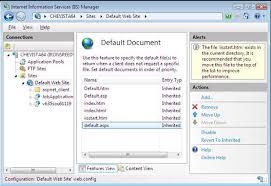 Iron Speed Designer Help - Configuring Microsoft IIS 7 for Microsoft ...