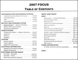 2007 ford focus wiring diagram wiring diagram and schematic design 2004 ford focus radio wiring diagram diagrams and schematics