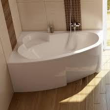 <b>Акриловая ванна Ravak Asymmetric</b> 170x110 C481000000 левая ...