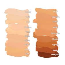 Younique Makeup Color Match Makeupview Co