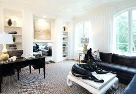 stark antelope rug inspired recliner sectional in home office shabby chic with stark carpet next to stark antelope rug