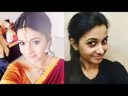 tamil serial actress with and without makeup part 1 2016
