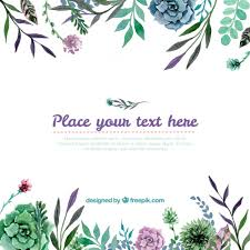 Free Floral Backgrounds Floral Background Vector Free Download