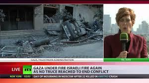 Israel Gaza Conflict No Truce Both Cite Self Defense