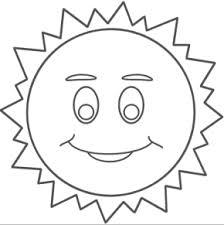 Small Picture Seasons Sun Coloring Page Sun Coloring Pages Sun Coloring Page