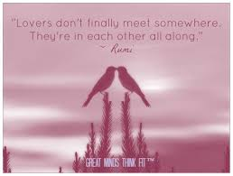 Rumi Love Quotes