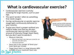 cardiovascular endurance aerobic exercise
