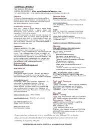 Cover Letter Web Design Resume Examples Web Design Resumes