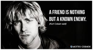 Kurt Cobain Quotes New Kurt Cobain Said Quotes 48 Motto Cosmos Wonderful People Said