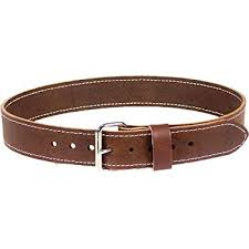 "Occidental Leather 5002 2"" Leather Work Belt <b>Large</b> New cable ..."