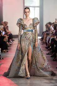 Elie Saab Fall 2019 Couture Collection Vogue Elie Saab Couture Elie Saab Fall Elie Saab