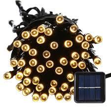 Online Get Cheap Solar Christmas Lights Outdoor Tree Aliexpress Cheap Solar Fairy Lights