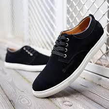 Plus Size Men Casual Leather Shoes Oxfords Mens Flats <b>Fashion</b> ...