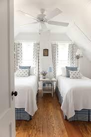white ceiling fan in bedroom. bedroom white beach style with ceiling fan in c