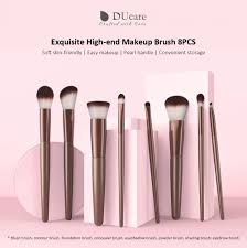 u802 b xm exquisite skin friendly high end makeup brush from xiaomi